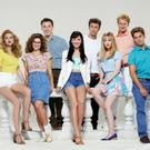 First Look - Cast Photo from Lifetime's Unauthorized BEVERLY HILLS 90210 Movie