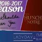 The Henegar Announces 2016-2017 Season