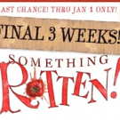 Save on Tickets to the Final Three Weeks of SOMETHING ROTTEN; Tix Just $57!