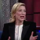 VIDEO: Cate Blanchett Says THE PRESENT Is Both Hilarious and Tragic