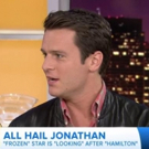 VIDEO: Jonathan Groff Reveals He'll Return as King George for Tonight's HAMILTON Performance