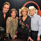 Jane Fonda, Lily Tomlin Stop by PodcastOne for Intimate Interview