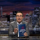 VIDEO: John Oliver Takes a Look at New American Health Care Act on LAST WEEK