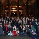 Photo Flash: Students Around the World Gather for Broadway Dreams Showcase