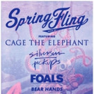 Cage The Elephant, Silversun Pickups & More to Embark On Spring Fling Rock AF 2016