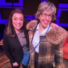 Photo Flash: Jackie Hoffman Stops by Monica Piper's NOT THAT JEWISH