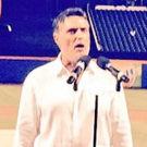 PHOTO FLASH: ROTHSCHILD & SONS' Robert Cuccioli Sings National Anthem Before Mets Game