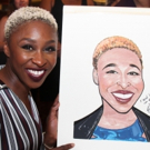 Photo Coverage: Tony Winner Cynthia Erivo Unveils Her New Portrait at Sardi's!