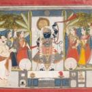 Art Institute of Chicago Features Lord Krishna in 'Gates of the Lord: The Tradition of Krishna Paintings, 9/13