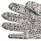 Michael Jackson's Personally Owned White Sequined Glove Sells for Over $60,000