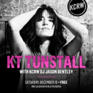 KCRW and One Colorado Present KT Tunstall Free Concert with DJ Set by Jason Bentley