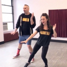 DANCE CAPTAIN DANCE ATTACK: Ben Dances to Belmont Avenue with A BRONX TALE's Brittany Conigatti!