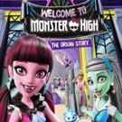 WELCOME TO MONSTER HIGH on Blu-ray Combo Pack, DVD & Digital HD