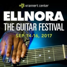ELLNORA | The Guitar Festival Unveils 2017 Artist Lineup in Urbana