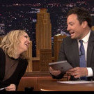 VIDEO: Kate Hudson & Jimmy Fallon Dubsmash Adele's 'Hello' on TONIGHT SHOW