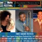 Blue Note Jazz Festival to Present Times Square Tri-Festa, 6/5 & 11