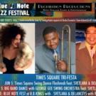 Blue Note Jazz Festival Presents Times Square Tri-Festa Today