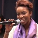 BWW TV: Heather Headley and the Cast of THE COLOR PURPLE 'Push Da Button' at Stars in the Alley!