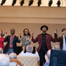 Photo Flash: BEAUTIFUL Cast Performs at The Actors Home with Sing For Your Seniors