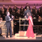 BWW TV: Celebrate Christmas with Stephanie J. Block, Brian d'Arcy James and the New York Pops!