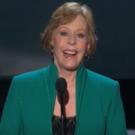 VIDEO: Watch Carol Burnett's Moving SAG AWARD Acceptance Speech
