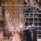 La Orquesta Sinfónica de Yucatán presenta: Las Bodas de Fígaro