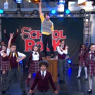 VIDEO: Alex Brightman & SCHOOL OF ROCK Cast Perform 'Stick It To The Man' on GMA
