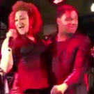 STAGE TUBE: The Cast of Meat Loaf's BAT OUT OF HELL Rocks Out at Preview Event