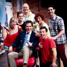 Photo Flash: SHEAR MADNESS Gets a Visit from Fox 5 News Anchor Ernie Anastos