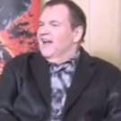 STAGE TUBE: Meat Loaf and Star Andrew Polec Talk BAT OUT OF HELL in New Interview