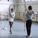 STAGE TUBE: Olympic Gymnast Laurie Hernandez Dances with the NYC Ballet