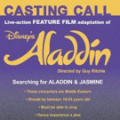 Producer of Live-Action ALADDIN Reboot Talks Authentic Casting and BEAUTY AND THE BEAST in New Interview