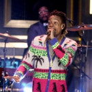 VIDEO: Wiz Khalifa Performs 'Bake Sale' on TONIGHT SHOW