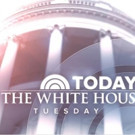 NBC's TODAY Broadcasts Live from Inside the White House This Morning