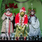 Photo Flash: First Look at J. Bernard Calloway and More in 'THE GRINCH' at The Old Globe