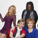 ABC's THE VIEW Outperforms CBS' 'The Talk' Across the Board