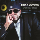 RnB Music Artist/Producer Binky Womack Releases New Album 'Womack Style'