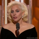 VIDEO: Lady Gaga Accepts GOLDEN GLOBE AWARD: 'One of the Greatest Moments of My Life'