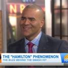 VIDEO: HAMILTON's Chris Jackson on George Washington: 'He Was A Resilient Man'