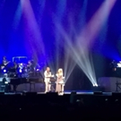 VIDEO: Jamie Foxx Performs 'Climb Every Mountain' Duet at Streisand's Brooklyn Concert; Patrick Wilson Also Appears