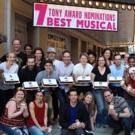 Photo Coverage: GROUNDHOG DAY Cast Celebrates Tony Nominations