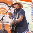 VIDEO: Jason Aldean Performs 'Just Getting Started' & More on TODAY's Concert Series