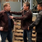 VIDEO: James Corden Fills in as Matt Damon's Stunt Double on LATE LATE SHOW