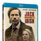 JACK IRISH Season 1 Debuts on DV & Blu-ray 7/26