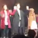 VIDEO: Punxatawney Rock! The Cast of GROUNDHOG DAY Takes Opening Night Bows on Broadway