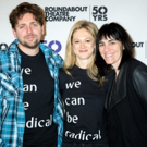 Photo Coverage: ON THE EXHALE's Marin Ireland & Company Meet the Press!