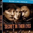 SECRET IN THEIR EYES Coming to Digital HD, Blu-ray, DVD & On Demand This February