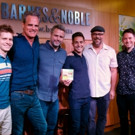 Photo Flash: Andrew Keenan-Bolger, Miller & Tysen and More Sign TUCK EVERLASTING Album at Barnes & Noble
