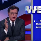 VIDEO: Stephen Colbert Questions Donald Trump 'What The F?'
