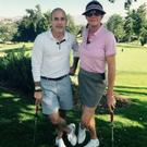 Matt Lauer and Caitlyn Jenner Hit the Golf Course for Candid Interview Today